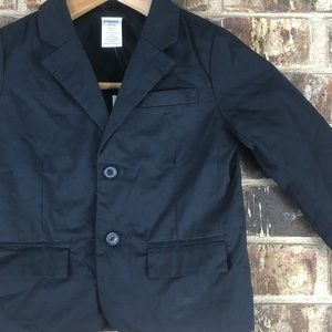 Gymboree Toddler Navy Blue Blazer Sports Coat 2-3T